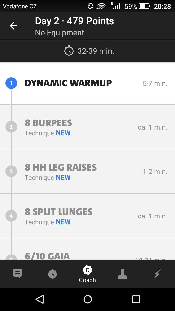 Dynamic Warmup – new1 4.15
