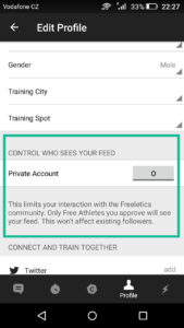 Freeletics bodyweight 4-16-1-