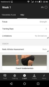 Freeletics Bodyweight Coach 060